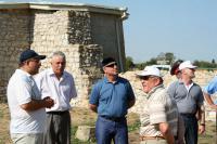 Музей-заповедник посетил Р.Ш. Алханов