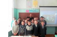 Лекции в МБОУ Иж-Борискинской СОШ