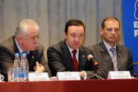 Встреча с Премьер-министром РТ И.Ш. Халиковым