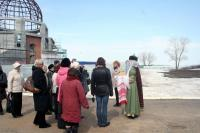 Болгарский музей-заповедник посетил рекламный тур города Казани
