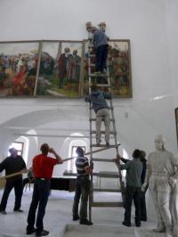 Открыт музей археологии