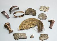 Реставрационные работы музейных предметов