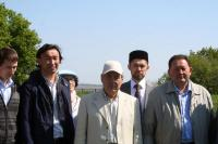Минтимер Шаймиев и Даши Намдаков посетили Болгар