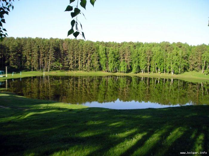 Озеро Рабиги
